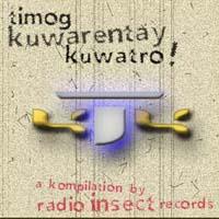 'Timog Kuwarentay Kuwatro' album cover