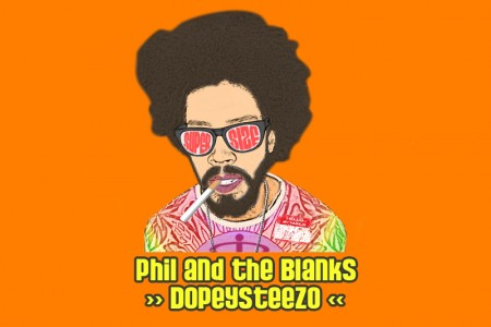 Phil and the Blanks - Supersize EP