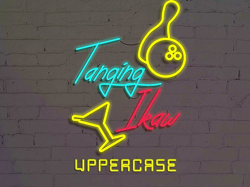 "Uppercase - ""Tanging Ikaw"" Lyric Video Release Cover (800x600)"